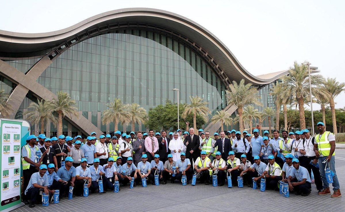 الخطوط الجوية القطرية ومؤسسة حمد الطبية تطلق حملة