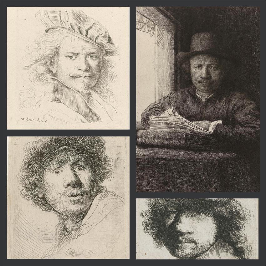 Happy 409th birthday #Rembrandt, born #onthisday in 1606! Here's a special #Rijksstudio set http://t.co/4Ickvneotn http://t.co/ag0mYeky7o