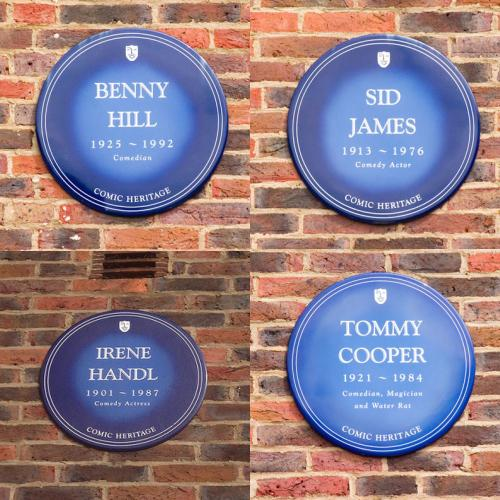 [New post] Appeal after Teddington Studios blue plaques stolen http://t.co/8O5irihxRz @MPSRichmond @BeingBoycie http://t.co/jb7OC9ZWZK