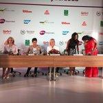 RT @Martina: Enjoying the wta future stars Hyderabad press conference with @MirzaSania http://t.co/lYEL1FpsP4