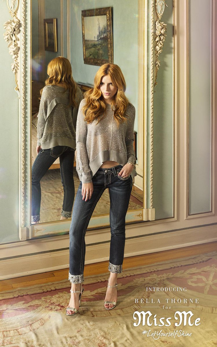 Introducing @bellathorne for our fall/winter campaign, #LetYourselfShine. http://t.co/tUi3Hsj7Cs