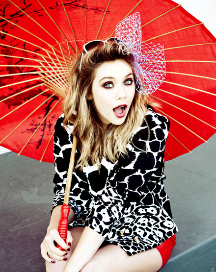Happy Wednesday! How cute is #ElizabethOlsen in this pic shot by #EllenVonUnwerth for Vs Magazine? We adore her. http://t.co/58bQLlPVwH