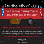 RT @firebird480: @BrentSpiner RT @Oatmeal  A little PSA for the 4th of July