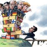 El Eurogrupo intentó bloquear el informe del FMI que pedía una quita de la deuda griega http://t.co/8YdRuwLRp4 #OXI http://t.co/dhSpLijEec