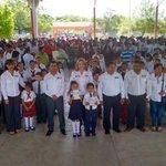 @UPVictoria: Entregando becas en representación del Ing. Egidio Torre C. @GobTam en el municipio de Antiguo Morelos. http://t.co/wU5A8a2dKT