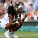Serena Williams wins again #BlackGirlsRock (Via @livetennis) http://t.co/bl5K4FxDlE