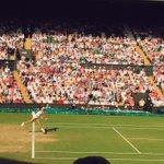 What a match!!! ???????????? @heatherwatson92 v @serenawilliams @wimbledon #WatsonVsWilliams #EdgeOfMySeat ???????????????????????????? http://t.co/JuJPcQwDKO