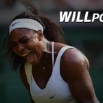 #Wimbledon - World no. 1 Serena Williams was pushed to the max as she overcame Heather Watson 6-2, 4-6, 7-5 #SSTennis http://t.co/HLmgLyPcuy