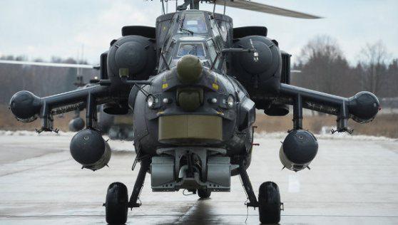 Mi-28N Havoc: News - Page 6 CJA8268UkAAENa3