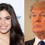 America Ferrera pens thank you letter to Donald Trump for comments on Mexico http://t.co/PNk9S9P8F8 http://t.co/QqZKmrl7Cv