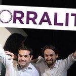 Urgente: Pablo Iglesias ya está en Atenas para hacer campaña con Tsipras #humor http://t.co/SmHCKWmIRl