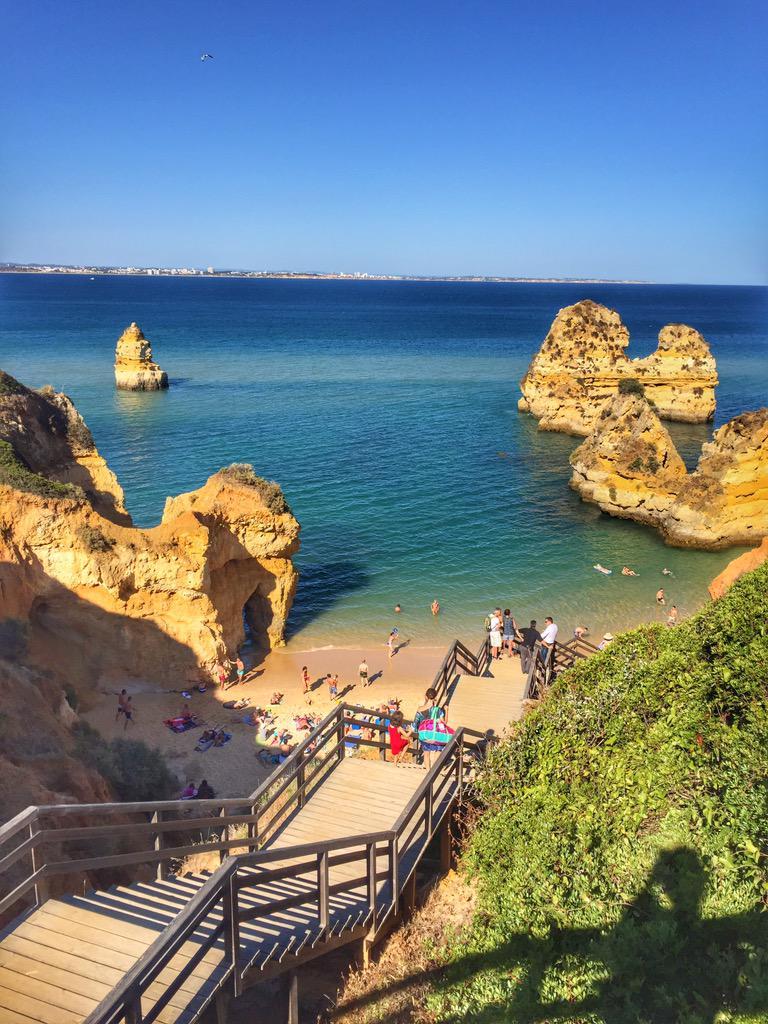 Como no se va uno a enamorar de estas playas @visitalgarve_es ??? http://t.co/zganNfK522