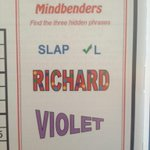 """Some quality """"mindbenders"""" in the 1st issue of """"Barnsley Pages"""" @IMcMillan ! http://t.co/8gBDpoJOC1"""