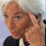 Lagarde acusa a griegos de no pagar tasas pero ella misma no paga ni 1€ (sueldo de 550000$ ) http://t.co/udO3gBKcEP http://t.co/v3QMtoAkq8