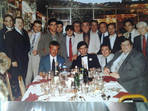 "1982 - ""The good old bad days!""  Friends, family, crew members... Can you pick out the ""bad"" guys? http://t.co/0cVQeSJgw9"
