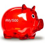 Did you know you could win $1,500 just by tweeting? Just tell us what you would do with it using #My1500 http://t.co/fxY9e94mW9