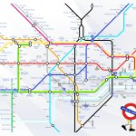 walking tube map; how long would it take if you were to walk between tube stations? #London http://t.co/RDgxqbem5q