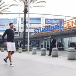 Photos: Steven Gerrard arrived at @StubHubCenter to take his physical and meet his teammates: http://t.co/ud0R4SR520 http://t.co/S5AjeFeitS