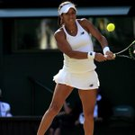 Brit Heather Watson takes second set against Serena Williams at #Wimbledon2015 http://t.co/O6wFjXejmD http://t.co/ghD1Dt2DAw