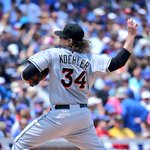 TK was all business today: 6.0 IP, 5 H, 1 ER, 1 BB, 4 K #Whiff http://t.co/6o8rUenP5t