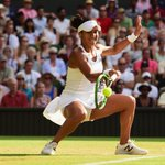 Huge cheers from the @Wimbledon crowd as @HeatherWatson92 holds for 2-0 in the decider! #BackTheBrits #ComeOnHeather http://t.co/CW9SqfafKb