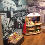 Our @HLFYandH funded #Barnsley Co-op exhibition is almost ready to open on Monday! Heres a little sneak peak! http://t.co/n6sc3x8Cyl