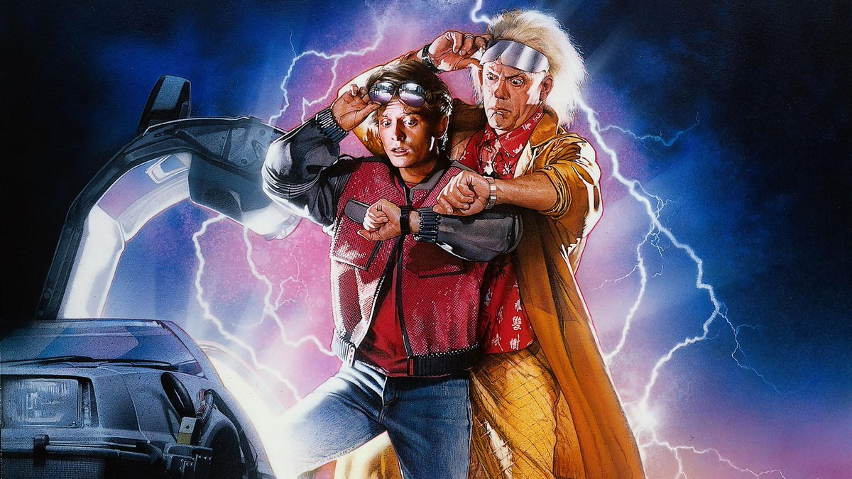 #BackToTheFuture was released 30 years ago today https://t.co/Ns3MJXg8I0 http://t.co/gKOQWUdAZO