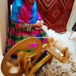Beautiful handicraft showcased by the Afghan women @TheDubaiMall.#weekends #mydubai #womenempowerment http://t.co/vk71V6B3TK