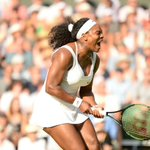 Serena recovers from 40-0 down to break for 3-3. Career three-set records: Serena: 140-52 Heather: 19-30 #Wimbledon http://t.co/jxKY9f8STb