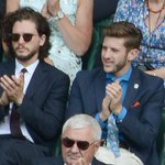 Kit Haringtons hair at Wimbledon gives hope to Game of Thrones fans. http://t.co/E4b4nlcWvO http://t.co/JoInWjrRgh