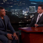 Russell Wilson talks contract, baseball and other stuff on Jimmy Kimmel Live! http://t.co/FwLkiXn31H http://t.co/eO5S4S6gtK