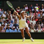 Wow. You dont want to miss this. Heather Watson is serving to knock out the world number 1. http://t.co/MmyuZgLtje http://t.co/j4VZBpNFCB