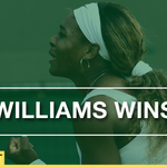 Serena Williams shows why shes won 21 Grand Slams as she comes from behind to beat Heather Watson 6-2 4-6 7-5 http://t.co/gBZ1JaLA0b
