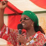 Grace Mugabe: From first lady to President of Zimbabwe? Nobodys laughing now http://t.co/VFFoa9FiAB http://t.co/rLD7OCHxpP
