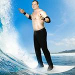 .@WWE.com imagined @KaneWWEs Hawaiian vacation, courtesy of @WWERollins. ALOHA KANE: http://t.co/A8H2LKxp0K http://t.co/PcyRa2UguY