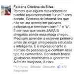 Comentário maravilhoso #SomosTodosMajuCoutinho http://t.co/3arRYTZqbK