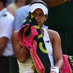 Incredible effort, but @HeatherWatson92 loses an epic match to World No1 Serena Williams. 6-2, 4-6, 7-5. #Wimbledon http://t.co/NPRIvt1I5G