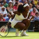 .@SerenaWilliams battles past Watson 62 46 75! Sets #Wimbledon R16 vs Venus-> http://t.co/mHQPTJb2iL #SerenaVenusXXVI http://t.co/if2qBoHYt8
