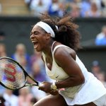 .@serenawilliams pushed all the way by @HeatherWatson92 in @Wimbledon thriller http://t.co/N9kXm2cISb
