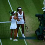 """Serena: """"[Heather] was playing so good, there was nothing I could do. She shouldve won the match. She gave her all"""" http://t.co/D246lymBMM"""