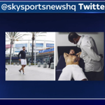 Steven Gerrard has arrived to have a physical with the @LAGalaxy ahead of the start of his MLS career: #SSNHQ http://t.co/szkK68hBTR