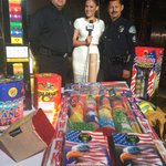 #LAPD - TY @NatalySocial for getting the message out that #fireworks is dangerous & illegal in #LA. #4thofJuly http://t.co/iU5rO7TZsM
