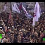 AHORA: #Tsipras: Toda Europa tiene sus ojos puestos en nosotros http://t.co/dvZZsAOnQQ #Grecia #Atenas http://t.co/SDD0tmWLwS