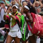 Heather Watson is knocked out of Wimbledon after losing to Serena Williams in third round #SSNHQ http://t.co/7P8zS8Ywza