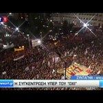 La movilización en apoyo a Tsipras es masiva #YoVoyConGrecia Otra Europa es posible #Greece #Greferendum #OXI http://t.co/hwpH2hLDSt