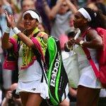 Big ???????????? for British No.1 @HeatherWatson92! What a match!! #Wimbledon #tennis http://t.co/s0ttcCyouE