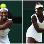 Serena Williams will face sister Venus in next round of Wimbledon. They havent faced off at a Grand Slam since 2009. http://t.co/8PL3PNYZ5s