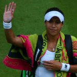 """Heather Watson: """"Ive learnt I can compete with the best in the world."""" #Wimbledon http://t.co/v4Vq4gUSH6"""