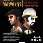 En Agosto te presentamos la más celebrada dupla verista: #CavalleriaRusticana de Mascagni / #Pagliacci de Leoncavallo http://t.co/hKDNPwOsTS