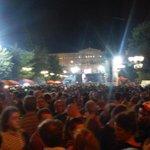 Brutal. Syntagma ahora mismo. #oxi http://t.co/RrPaVompJJ